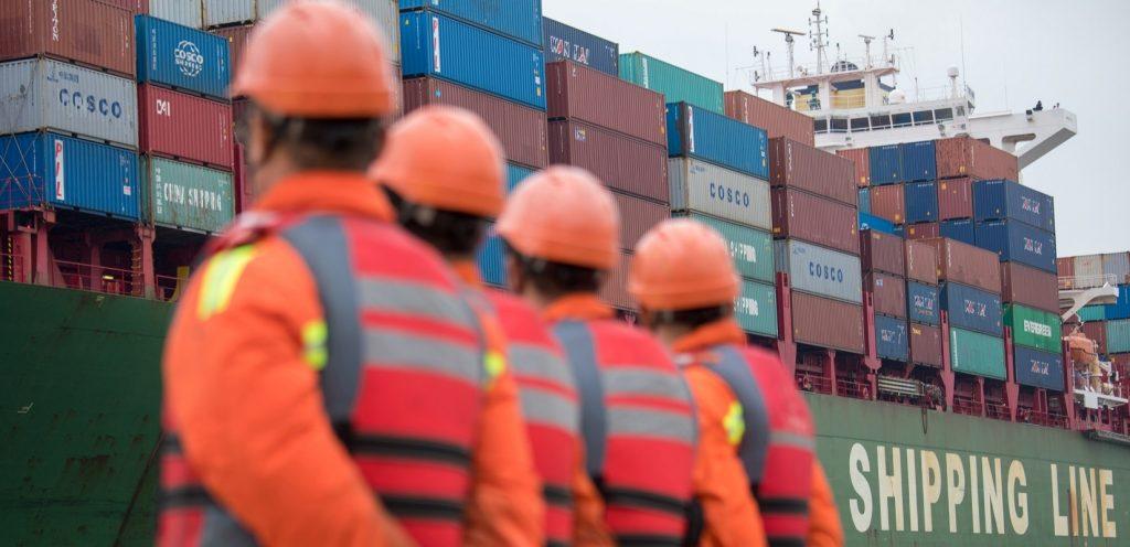 Las líneas marítimas fueron los grandes ganadores en un año de perdedores