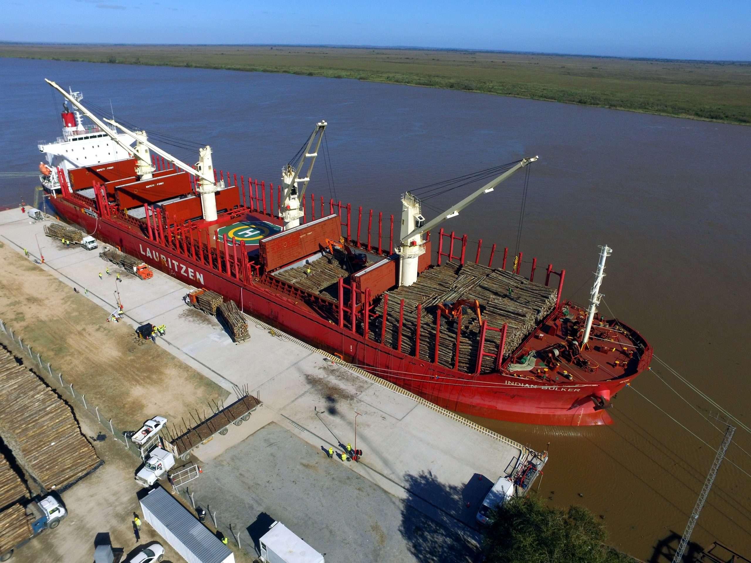 """""""Entre Ríos tiene que ser parte del contrato de la hidrovía Paraná-Paraguay"""""""