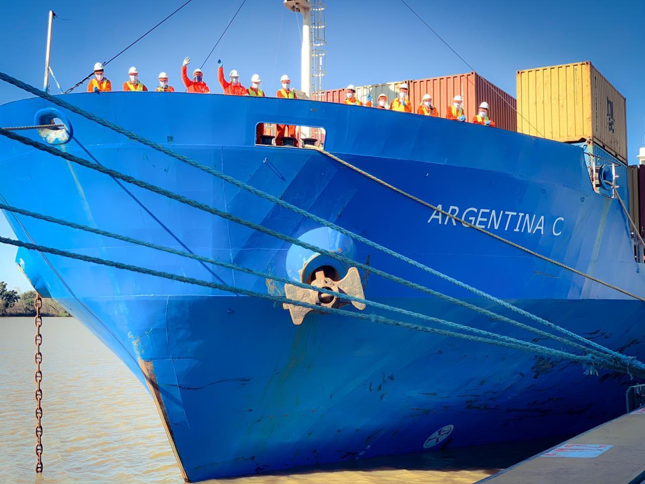 Cabotaje: recuperar la cinta transportadora fluviomarítima para el desarrollo económico federal