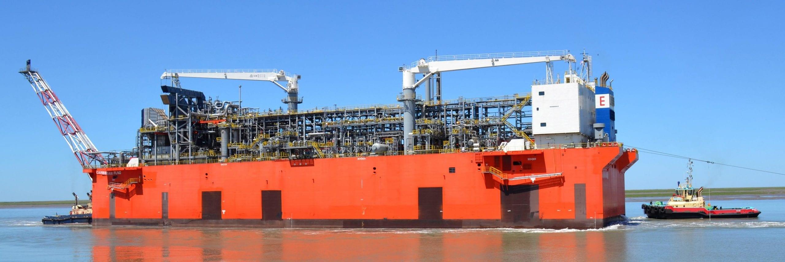 Fuerza mayor: YPF defaultea su contrato con Exmar por la barcaza flotante Tango