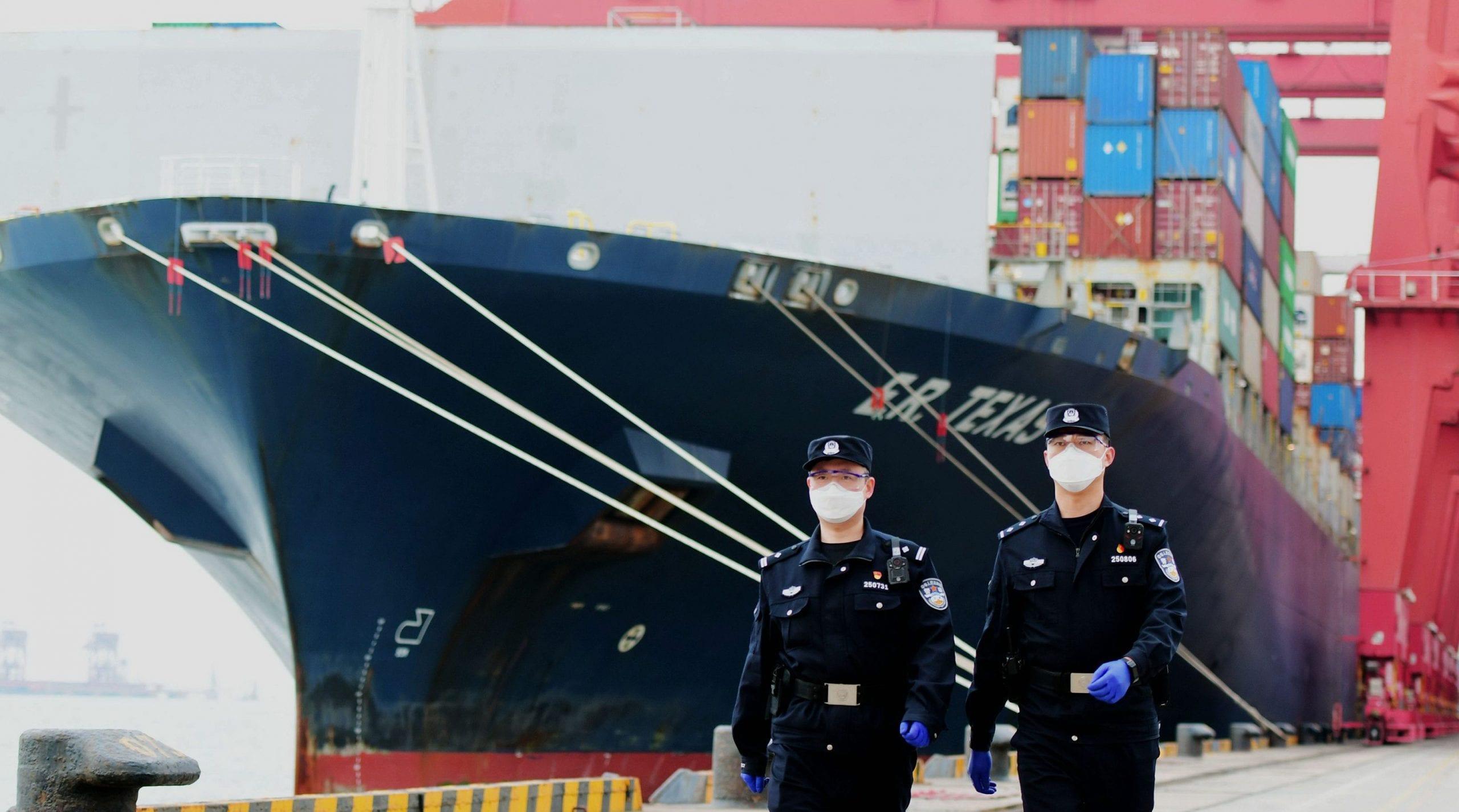 Los contenedores no mienten: reacción de puertos, navieras y cadenas de suministros durante la pandemia