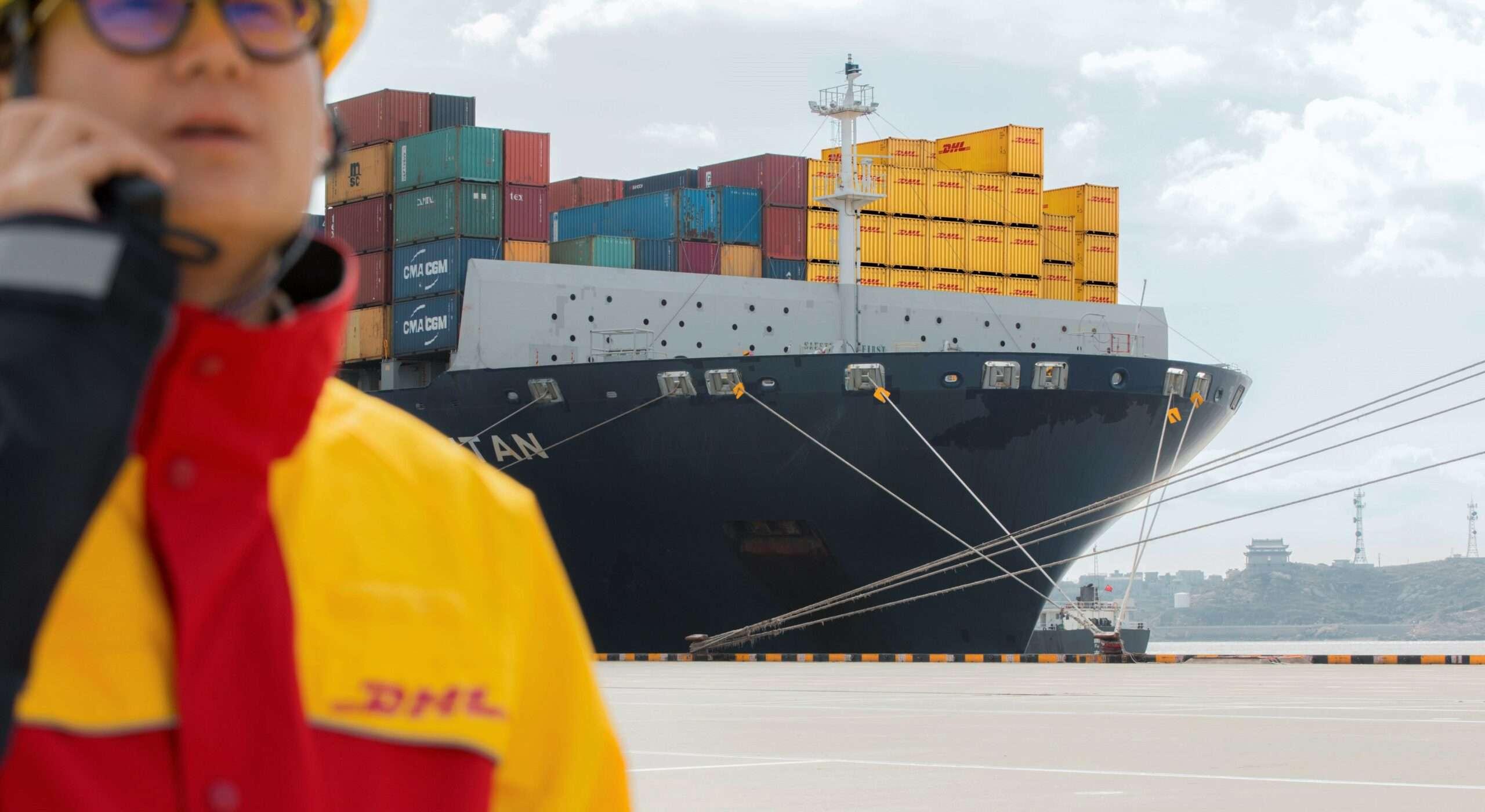 DHL reportó avances en su servicio expreso multimodal para cargas desde Asia a América Latina
