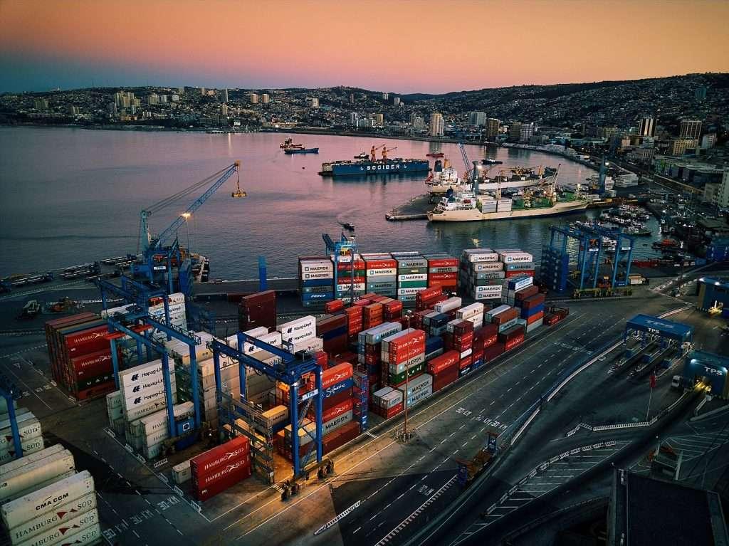 Chile: terminal portuaria participará de proyecto piloto para incorporar el hidrógeno a sus operaciones