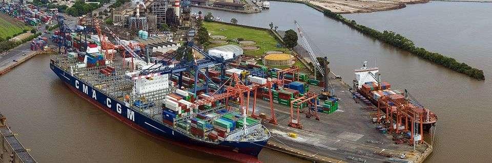Acuerdo de la AGP con TRP y T4 para garantizar los puestos de trabajo en Puerto Buenos Aires