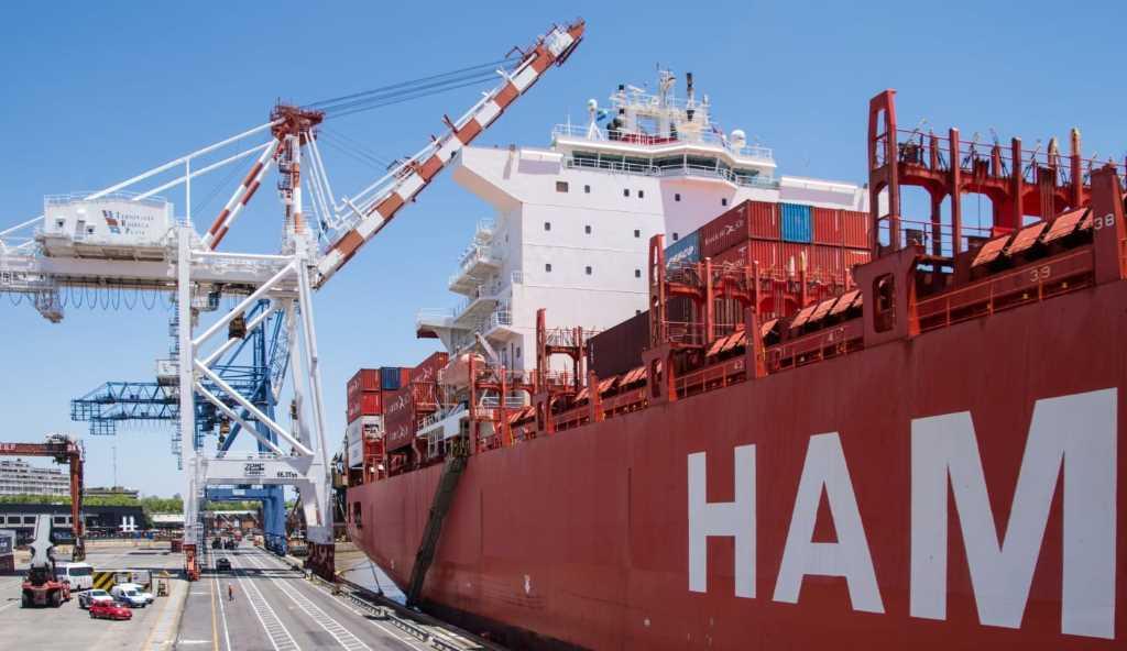 """Ejecutivo de Hamburg Süd dice que la compañía apunta a servicios """"puerta a puerta"""" para el comercio exterior"""