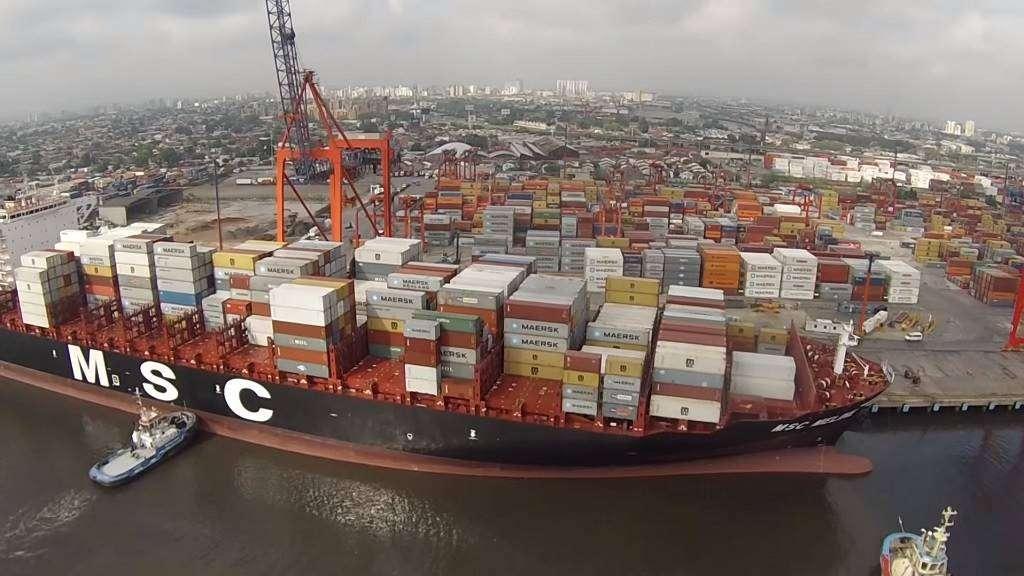 """Negro: """"Tenemos que estar preparados porque si no la Argentina va a ser un puerto de transbordo"""""""