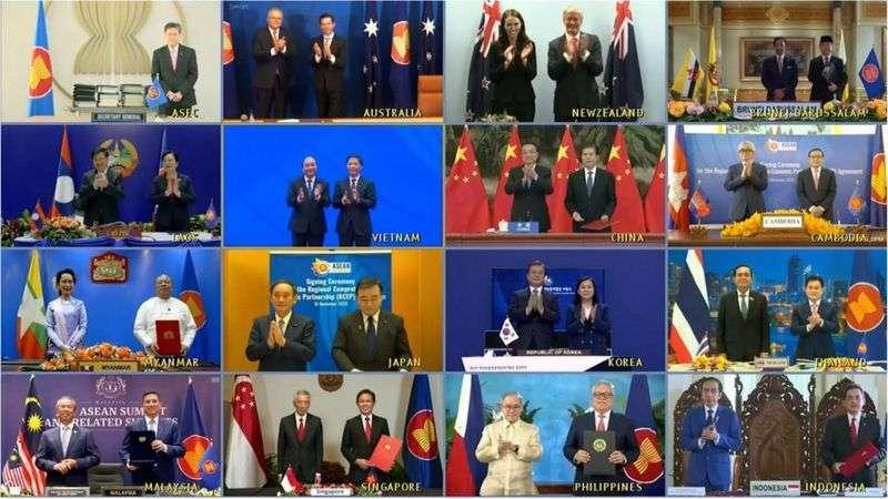 El RCEP: comercio, geopolítica y un nuevo desafío para Biden