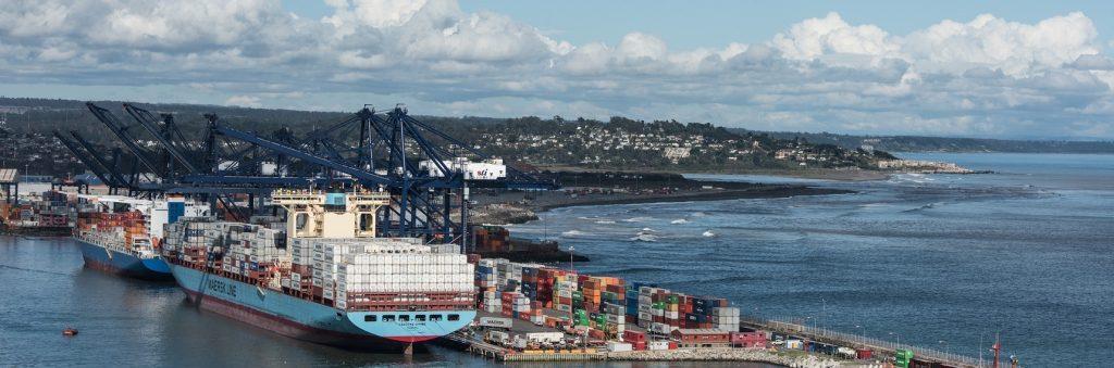 La ventanilla única marítima de Chile ya cuenta con el módulo de recepción