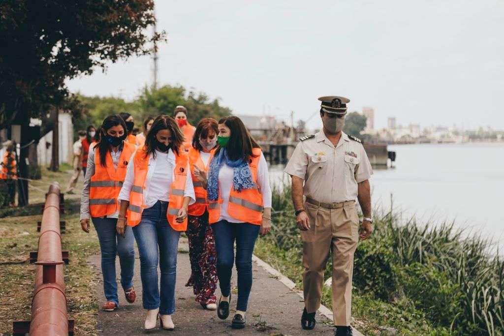 Los puertos públicos se suman activamente a la difusión y práctica de políticas de género e igualdad