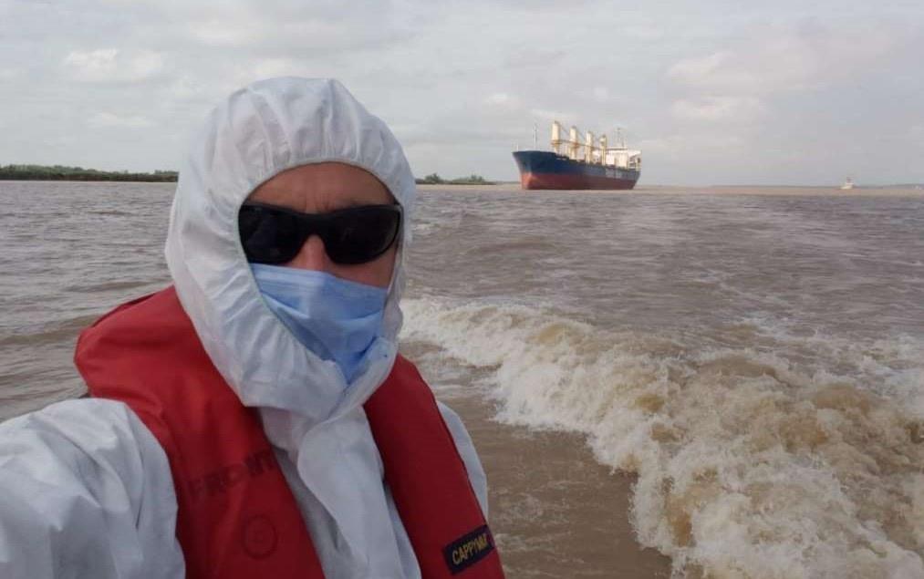 Positivo balance para un año que puso a prueba el profesionalismo del ambiente marítimo y portuario