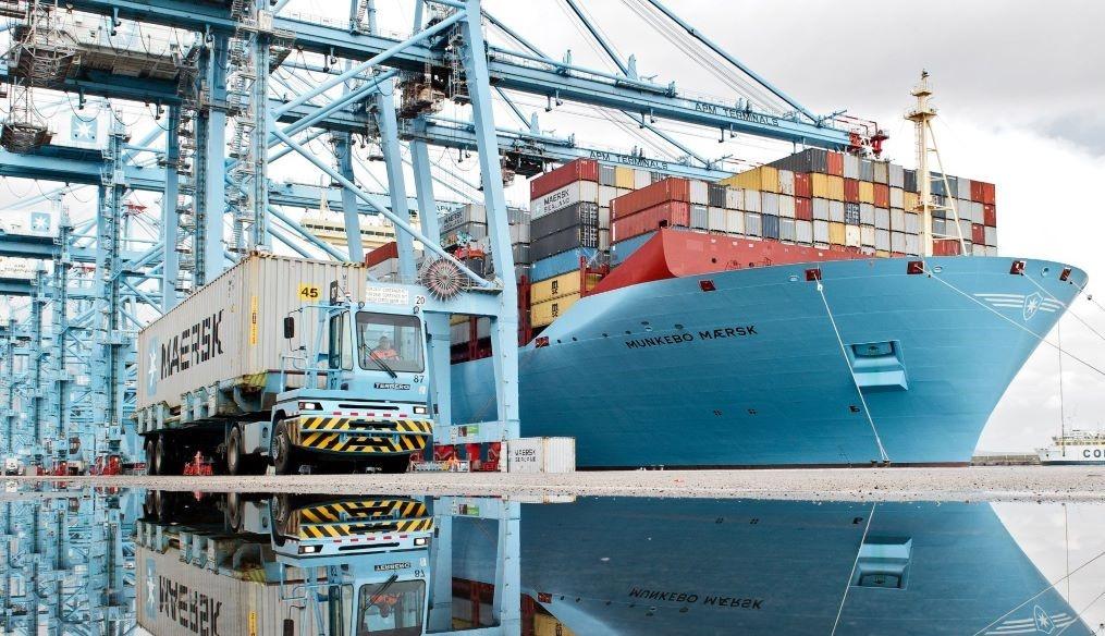 Maersk manifiesta un fuerte interés en el Puerto de Gran Escala de Chile
