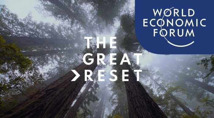 """WEF 2021: los principales líderes globales debaten """"el gran reinicio"""""""