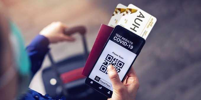 Agilizan el uso del pasaporte sanitario de IATA
