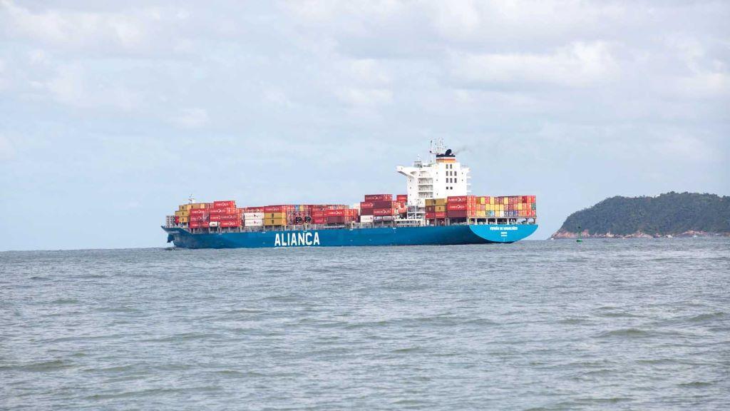 Brasil, más cerca de flexibilizar el cabotaje marítimo