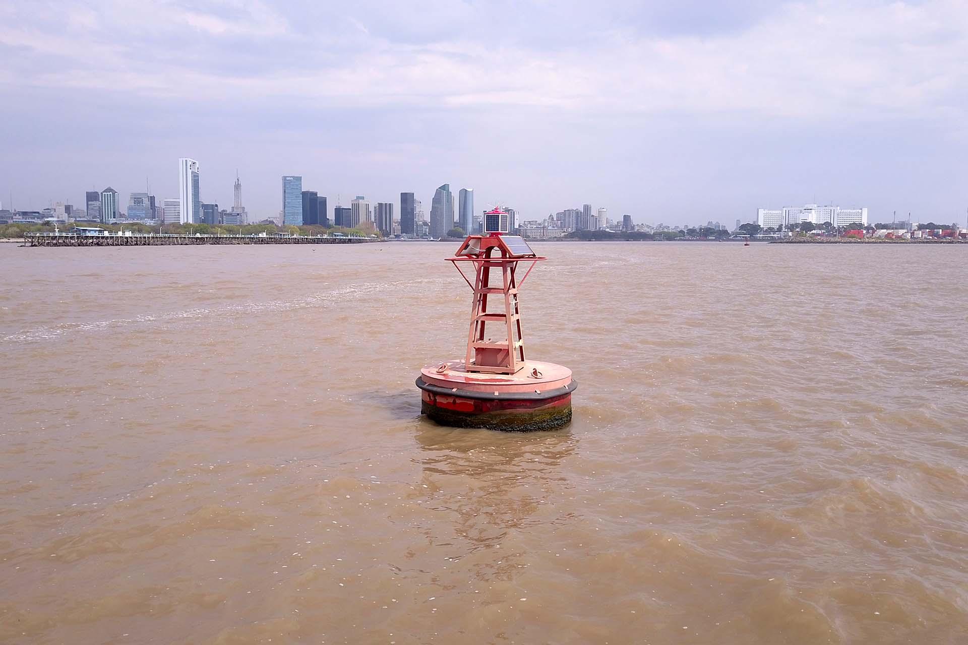 Puertos metropolitanos firman un acuerdo por el dragado y balizamiento de los canales Brown y Sur