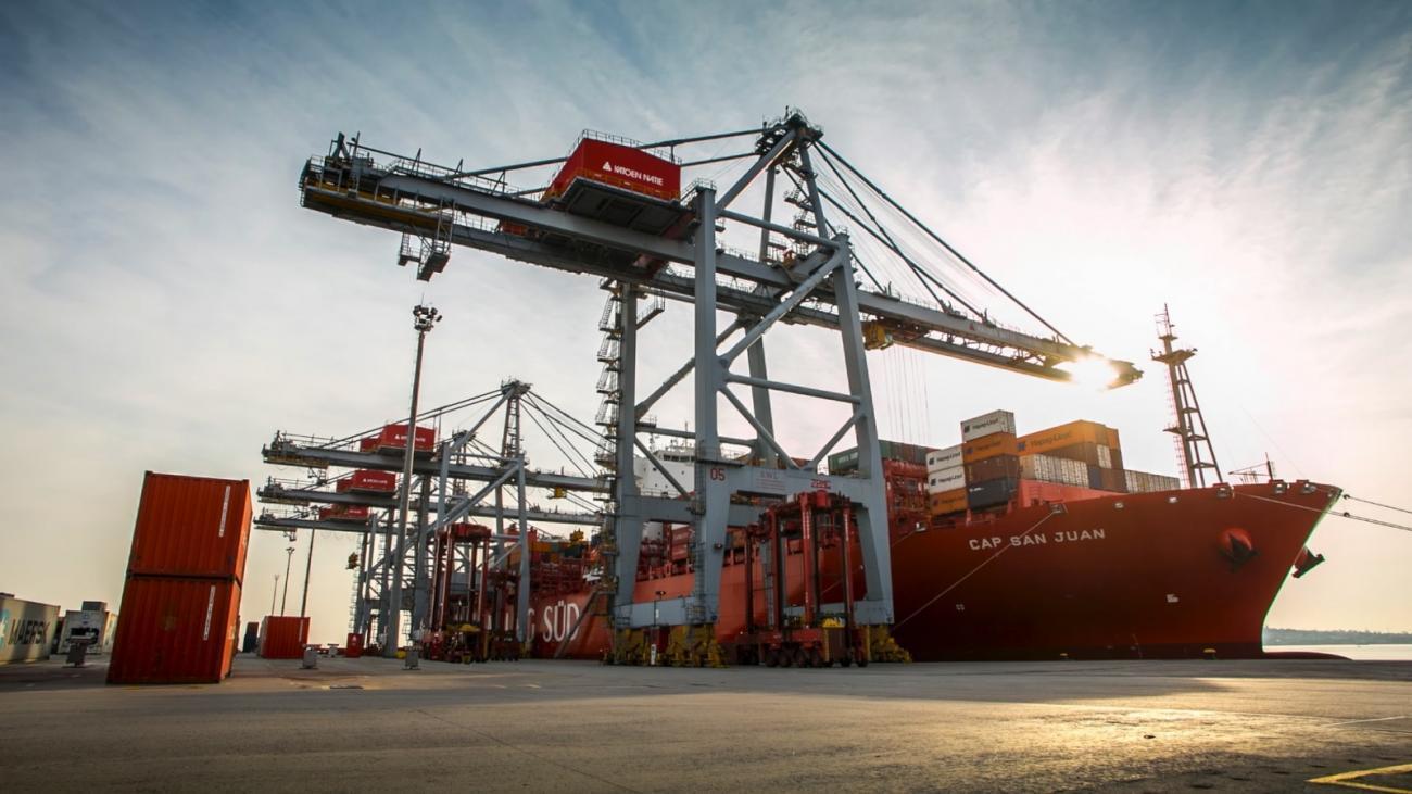 Uruguay refrenda extensión de la concesión a Katoen Natie en el puerto de Montevideo por 50 años
