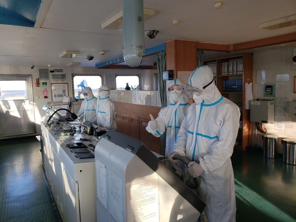 Capitanes de buques advierten que podrían paralizarse todas las operaciones