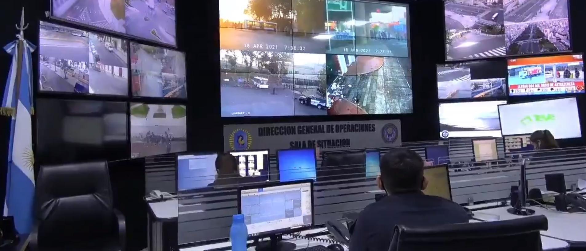 Levantan los bloqueos a APMT y TRP en el Puerto Buenos Aires