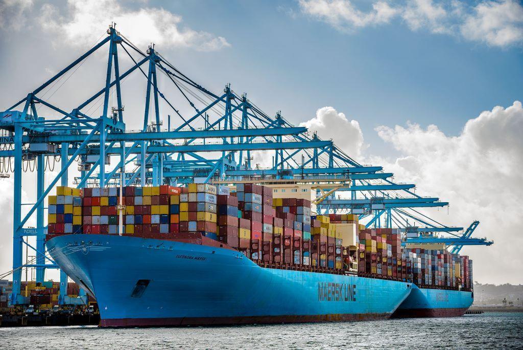 La situación excepcional del mercado, una buena noticia para las finanzas de Maersk