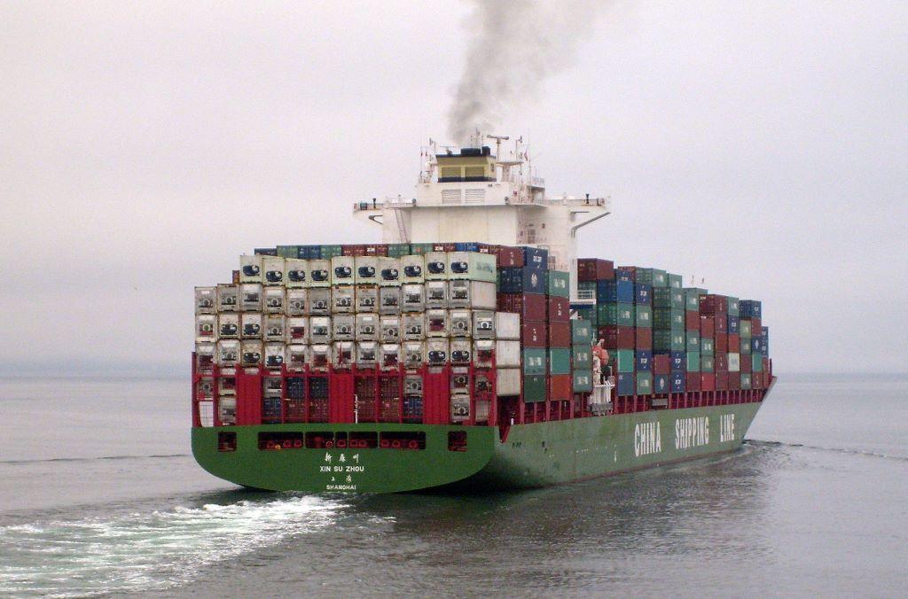 OCDE: Progresión del transporte marítimo hacia 2050, y preocupación ambiental