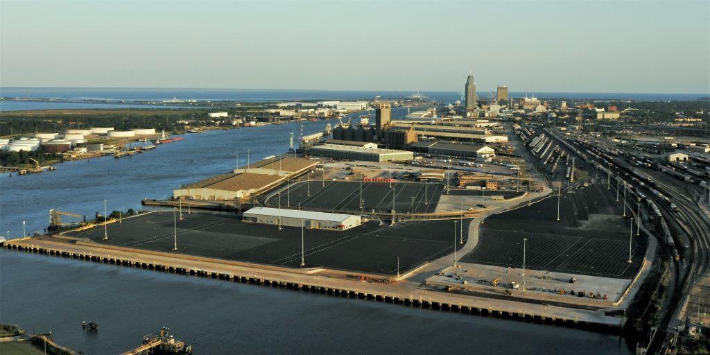 Terminal Zárate concreta su expansión en los Estados Unidos con la inauguración de un puerto en Alabama