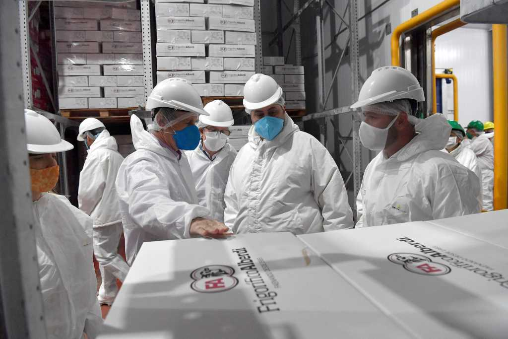 Las exportaciones entrerrianas recuperan el ritmo pre pandemia