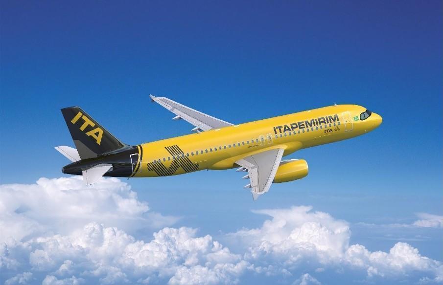 Comenzó a operar en Brasil una nueva línea aérea de cabotaje
