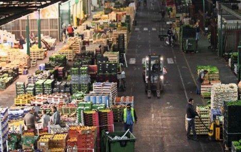 Buscan mejorar la promoción de productos agroalimentarios en Italia