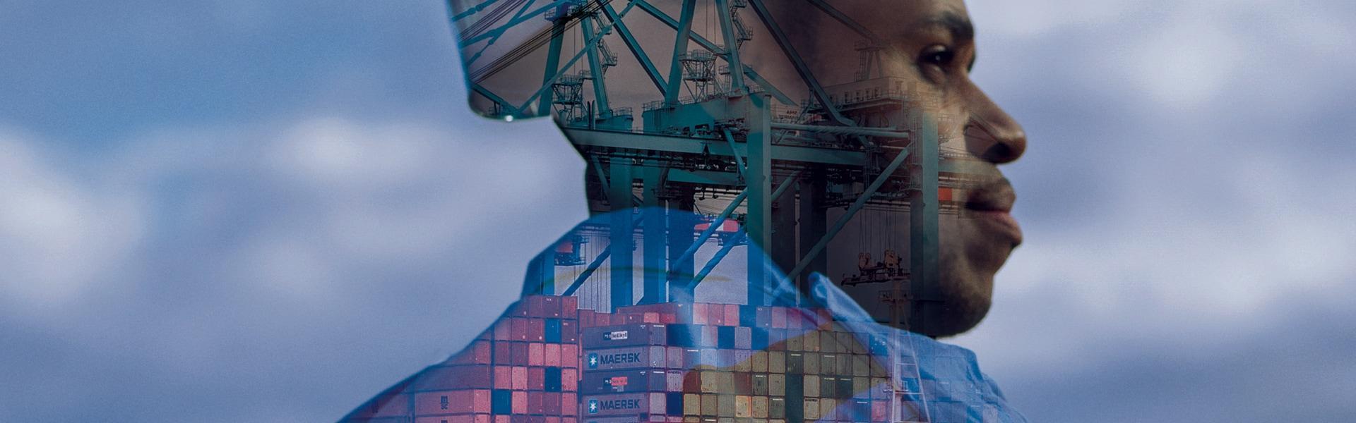 Maersk lanzó un tablero de control para monitorear la huella de carbono punta a punta