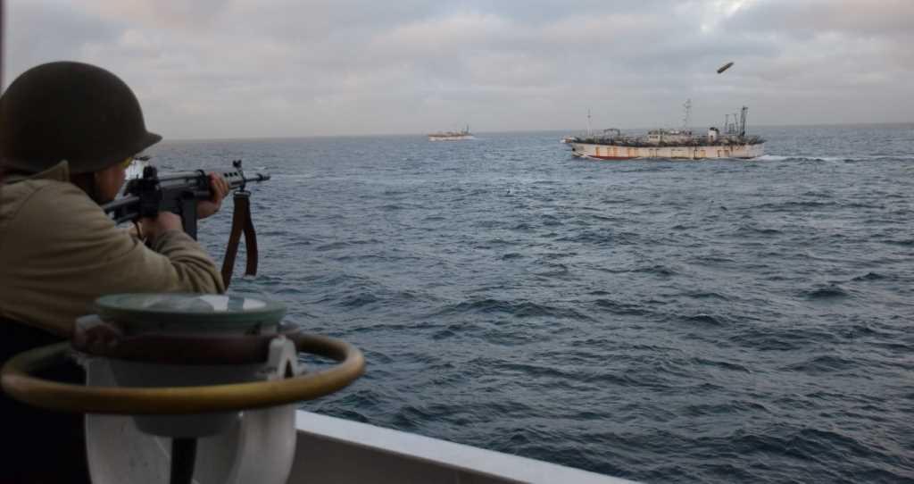 """""""Nadie está en contra de que China u otros países pesquen, el tema es cómo lo hacen"""""""