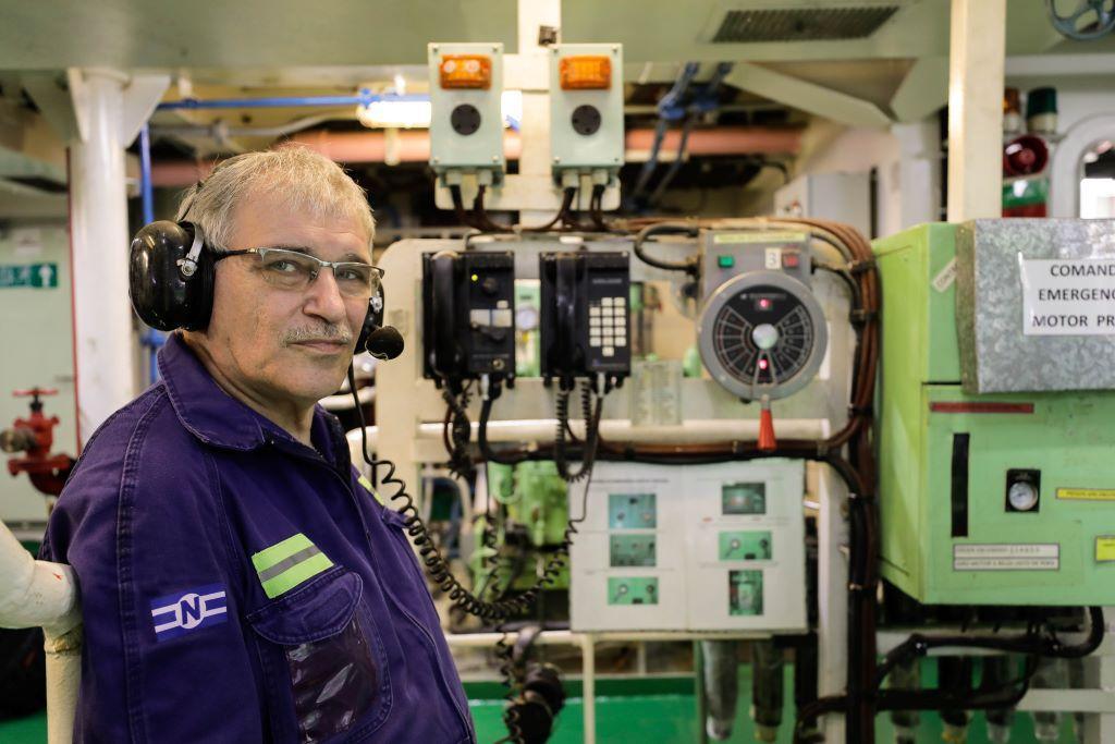 Salida laboral inmediata y altos salarios: el Gobierno impulsa la formación de maquinistas navales por la falta de profesionales