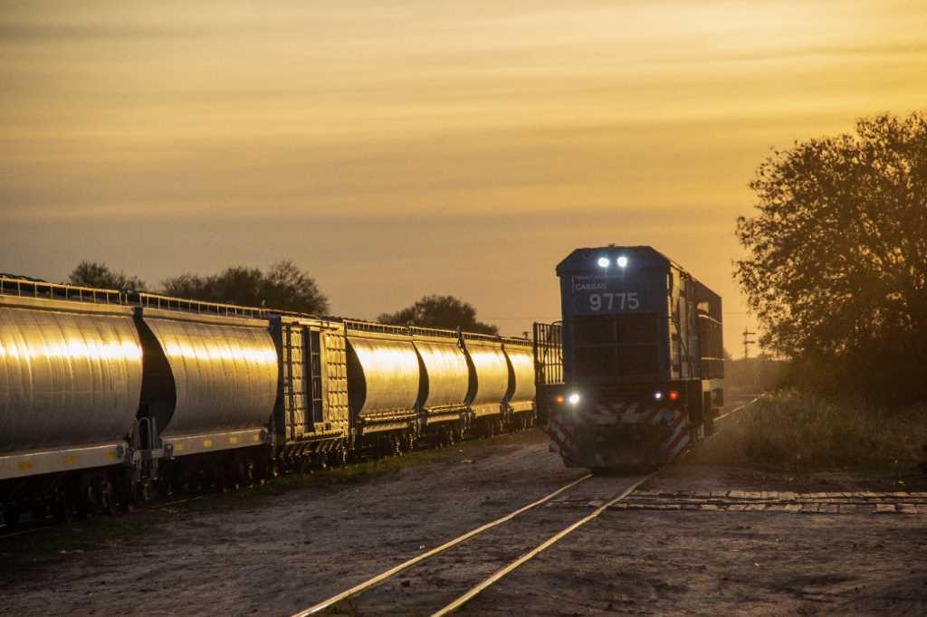La carga ferroviaria creció 61% en julio