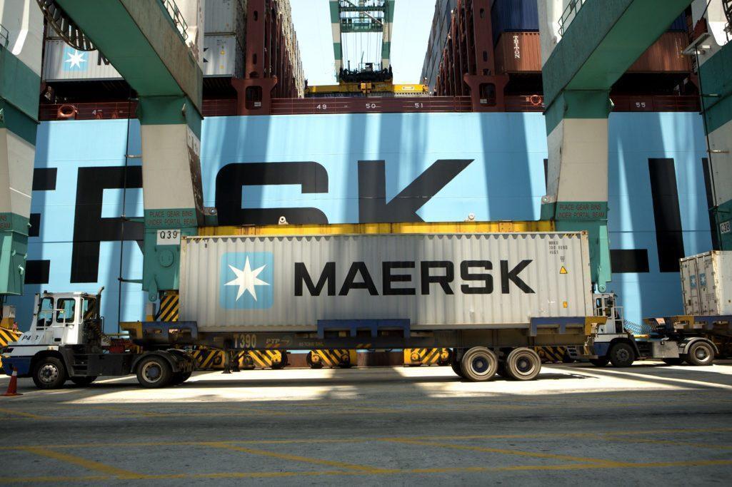 Con ganancias récord, Maersk invierte en la logística del comercio electrónico en Estados Unidos y Europa