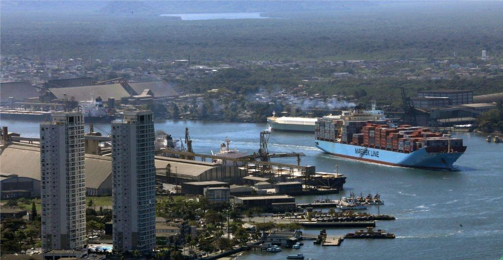 Notorio aumento de las operaciones en el puerto de Santos