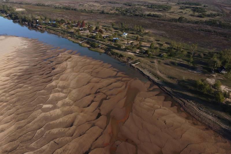 Una mirada legal sobre los efectos de la histórica bajante en el río Paraná