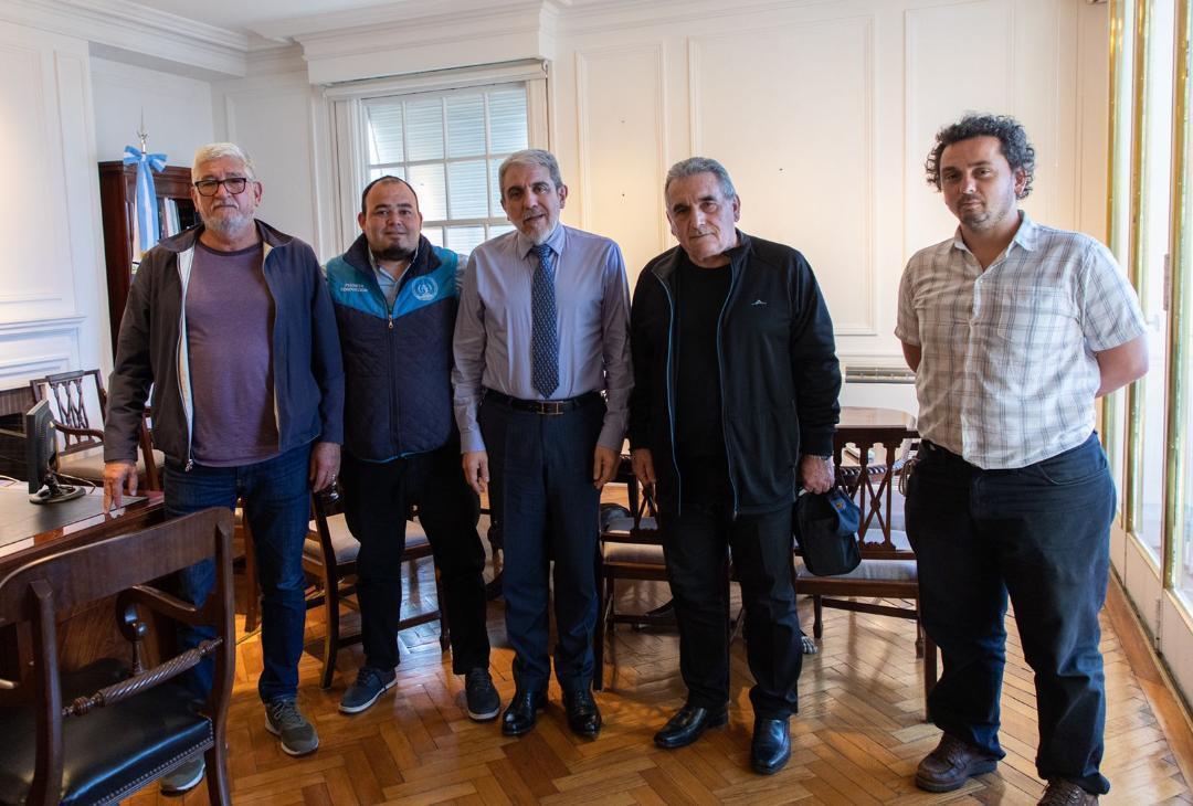 Gremios piden que las patrullas de Prefectura se construyan en astilleros argentinos